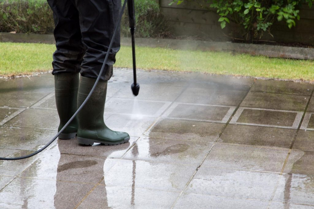Haverhill Power Washing Company - Fleet washing